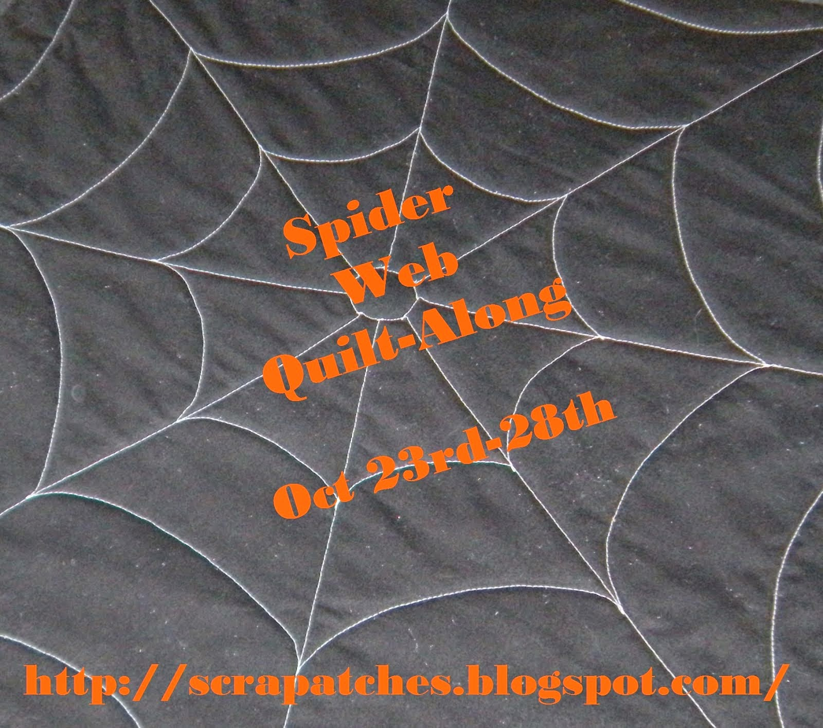 Spider Web Quilt-Along 2014