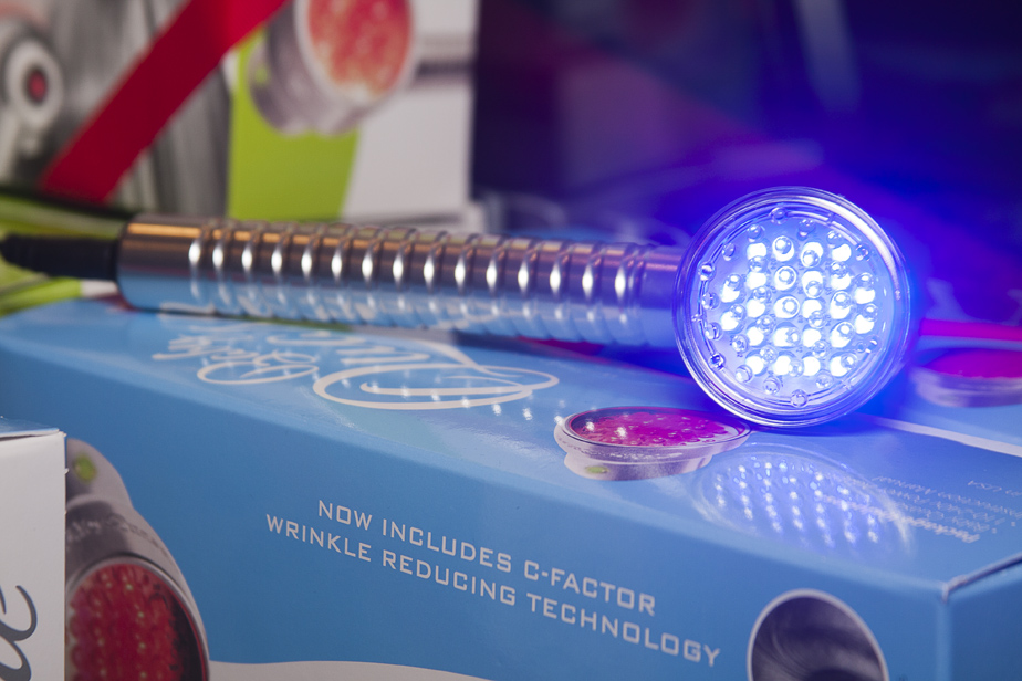 Baby Quasar Blue Light Therapy At Home