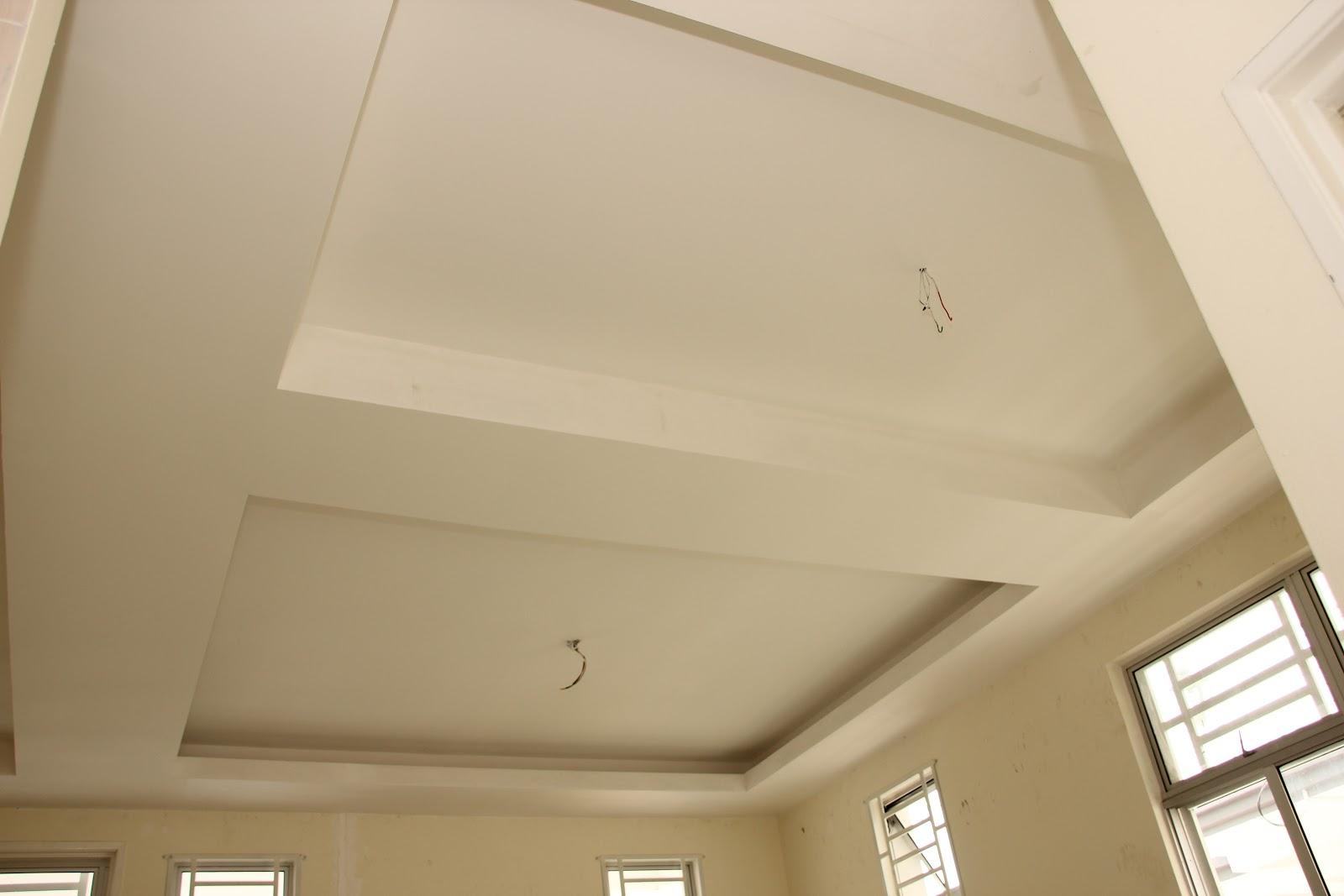 Plaster Ceiling Design : Plaster ceiling design bandar saujana putra