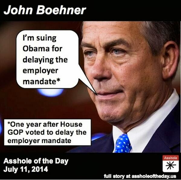 john boehner the asshole