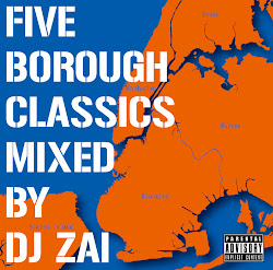 [MixCD] FIVE BOROUGH CLASSICS (2011)