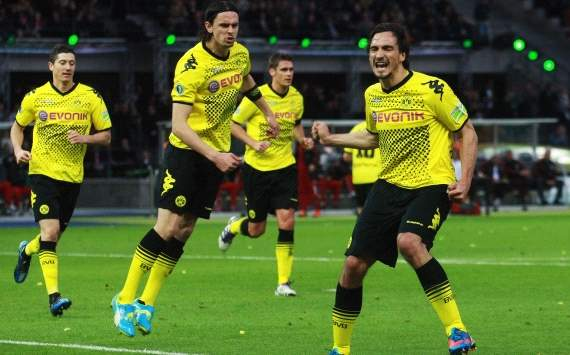 Video Borussia Dortmund Vs Bayern Munchen - Final Piala Jerman