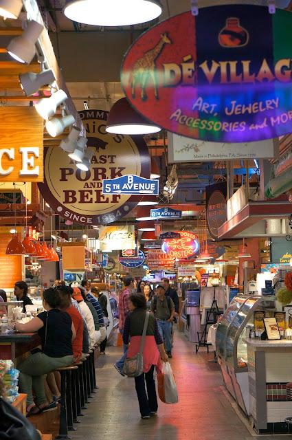 Readers Market Terminal