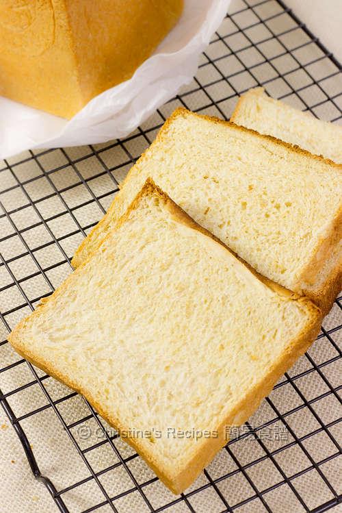 湯種全麥麵包 Tangzhong Wholemeal Toast01