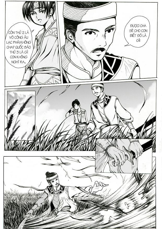 Anh Hùng Lĩnh Nam chap 1 - Trang 19
