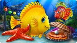 Free Download Game Fishdom Free Aquarium Full Version