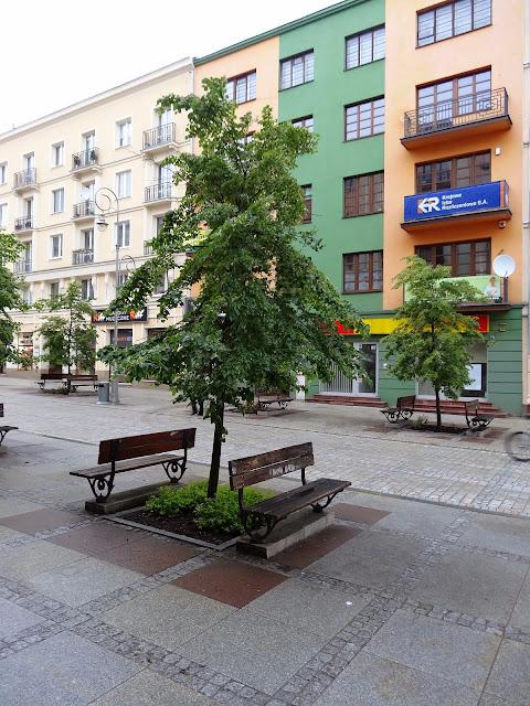 Sienkiewicza w Kielcach