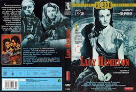 Lady Hamilton (1941) - Carátula