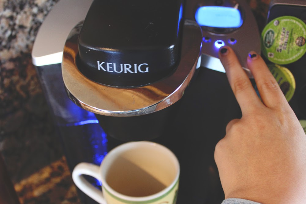 cafe cups, keurig, k-cups, reusable k cups, coconut milk creamer, vegan creamer, coffee,