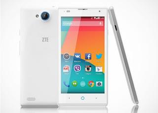 Harga ZTE Blade G Lux Terbaru, Berbekal Lyar 4.5 Inch Prosesor Dual-core
