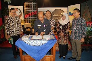 LPPL Batik TV Ditantang Perluas Jangkauan Ke Luar Daerah