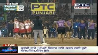 England vs Mexico (Women) World Kabaddi Cup 2013 Full Video