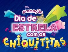 Promoção Dia de Estrelas com as Chiquititas
