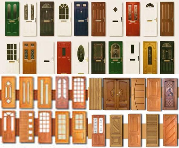 Reforma puertas para interior y exterior en madrid for Puertas para casa interior