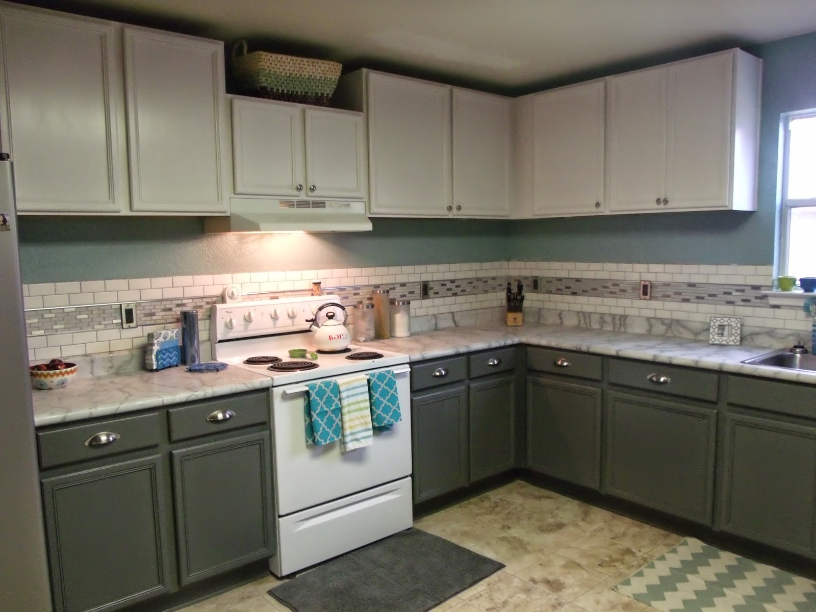 Rustoleum Countertop Paint Earth : The Kitchen Remodel (or better known as the