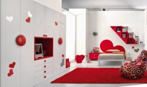 Nội thất phong cách hiện đại cho phòng ngủ của bé (1)