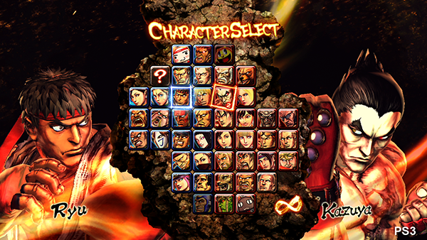 Ohgamegratis - Street Fighter X Tekken Screenshot 1