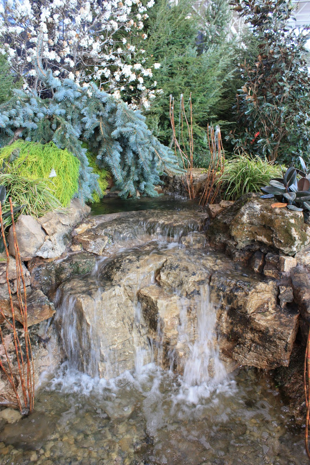 I Hope You Enjoyed The Water Features From The Indiana Flower And Patio Show  And Maybe Found Some Ideas You Can Use In Your Garden.