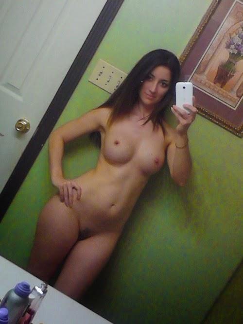 my ex gf naked