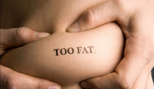 Atasi lemak pada perut dengan makanan sehat
