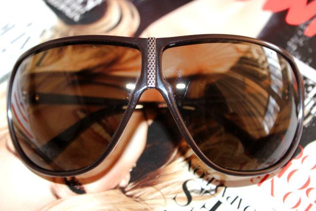 Valentino sunglasses. Brown Valentino sunglasses. Valentino accessories.