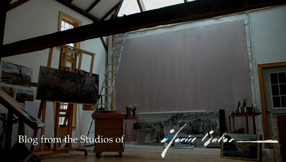 Blog from The Studios of Garin Baker