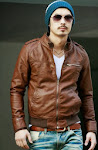 Choco-brown Biker Jacket