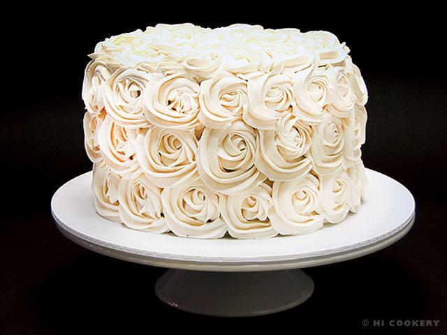 Catholic Cuisine Mystical Rosette Ombr 233 Cake