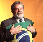 Lula Da Silva Presidente de Brasil