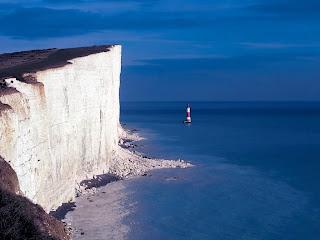 acantilado y mar Fotos de mar gratis