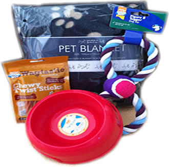 Dog Gift Packs http://www.barkingmadclothing.co.uk/gifts_for_dogs.htm