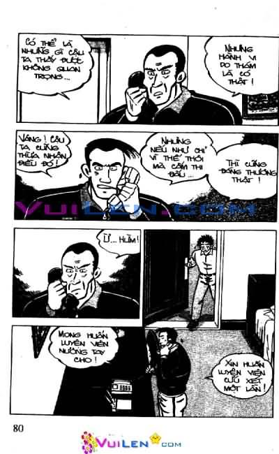Jindodinho - Đường Dẫn Đến Khung Thành III Tập 55 page 80 Congtruyen24h