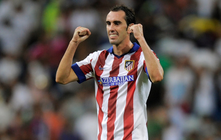 Manchester United to pay £28.5m for Diego Godin deal