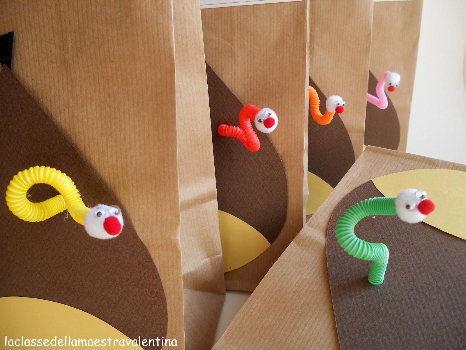 La classe della maestra valentina sacchetti per la castagnata for La classe della maestra