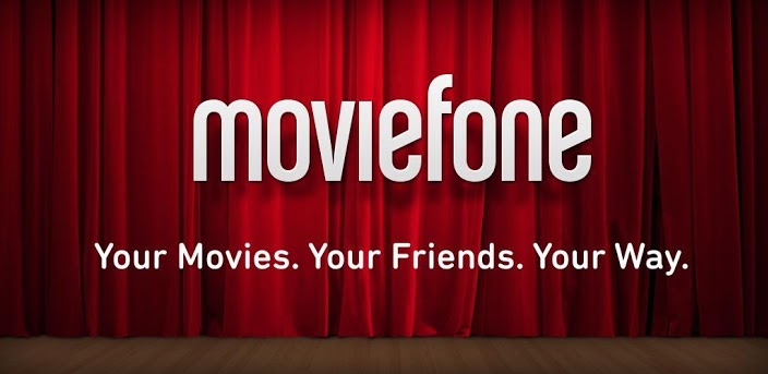 Moviefone-Free Android Moive App