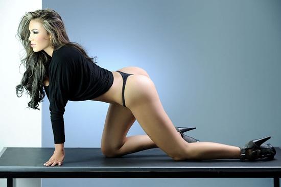 Modelo Colombiana Sandra Castanho - foto 4