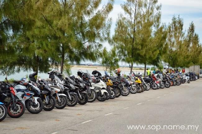 Mengikuti Kursus Marshall di Melaka Bahagian 3