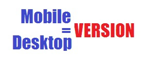 Cara Agar Tampilan Blog di Handphone Sama Seperti pada Versi Desktop