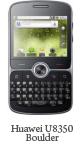 Spesifikasi Huawei U8350 Boulder