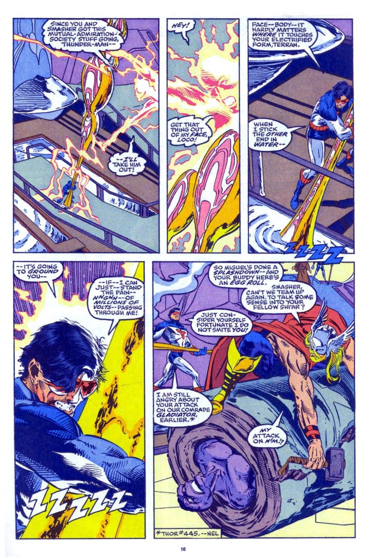 Captain America (1968) Issue #400b #346 - English 13