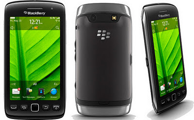 Spesifikasi dan Harga Blackberry (BB) Torch 9860 Monza