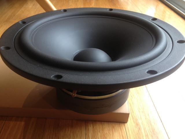 SB Acoustics Seas DIY active speaker 3 way grizzlyaudio DSP
