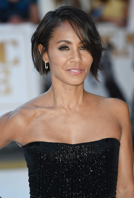 Actress, Singer @ Jada Pinkett Smith - Magic Mike XXL - UK film premiere