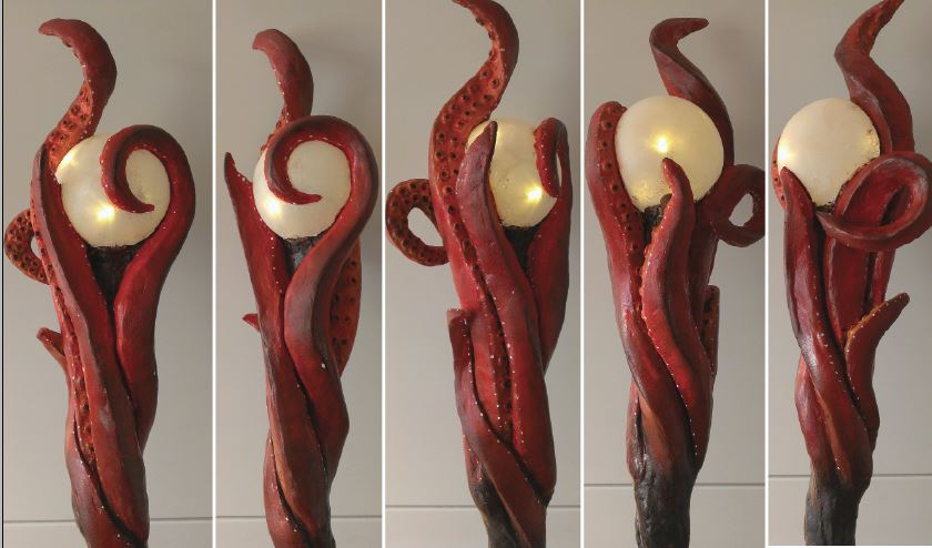 how to make wizard pipe