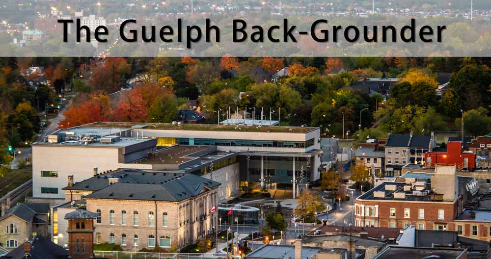 The Guelph Back-Grounder