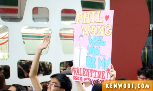 wongfu philip wang poster