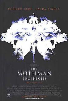 Lời Nguyền Đáng Sợ The Mothman Prophecies