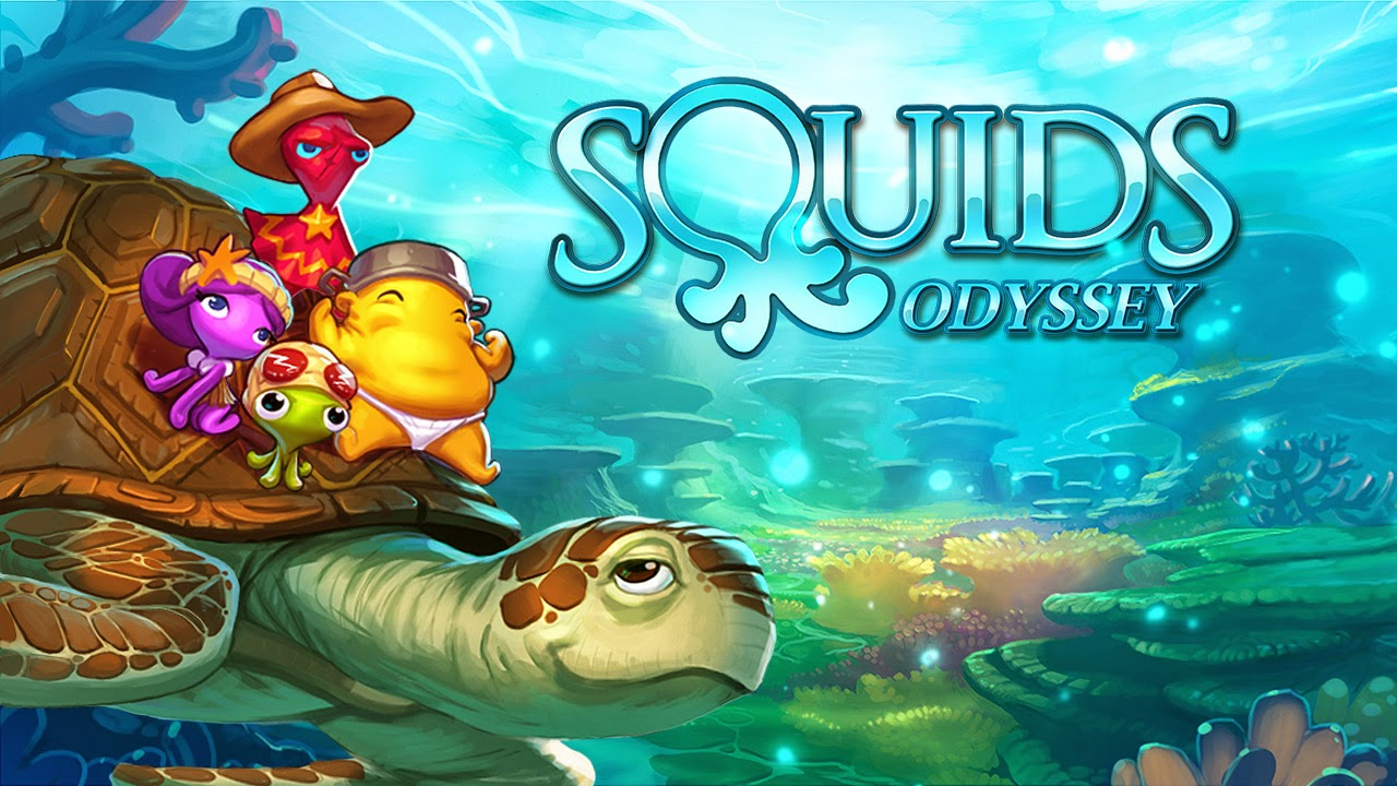 Squids Odyssey (3DS eShop) Review