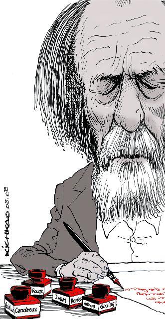 """Résultat de recherche d'images pour """"alexandre soljenitsyne cartoon"""""""