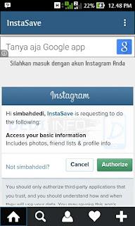 Cara Paling Mudah Download Foto di Instagram  Lewat HP atau PC